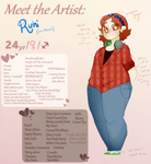 Meet the Artist -  Ruhianna by Ruhianna