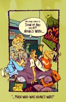 Who Was Noah's Wife? by Naked-Sasquatch