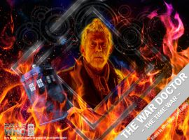 The War Doctor by VortexVisuals