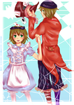 CE: Alice and the Teasing Madhatter by 10yssirhc13