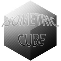 Isometric Cube by rodbenson