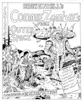 Commie zombies fromOuter Space by BROKENHILL