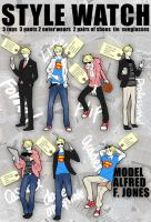 APH: Alfred Style Watch by waterylt