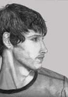 Colin Morgan by untroubledheart