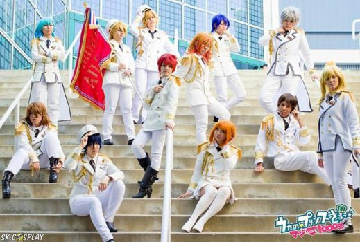 Uta no Prince Sama All Star by HSJ-fanatic