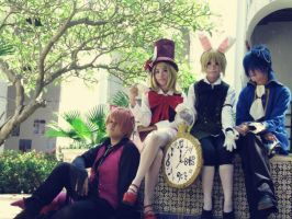 Alice in Musicland by Takkumi