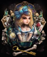 Alice2012 by kamanwilliam