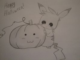 Happpy Halloween by racing-kites