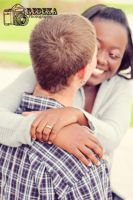 Engagement1 by RebekaPhotography