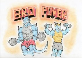 Bro power by Spere94
