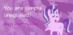 MLP Valentines 2016: Starlight (Digital) by PacificGreen