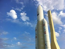 Ariane 5 : Toulouse (France) by IDAlizes