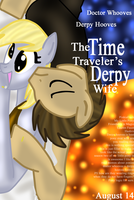 The Time Travlers Derpy Wife by PinkieDash
