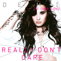 Demi Lovato - Really Don't Care Cover / Album by LadyWitwicky