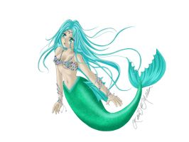 Mermaid by Kyatia