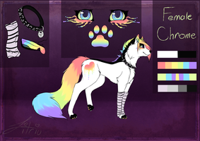 Chrome Ref-Sheet by Litriu