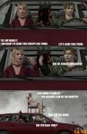 Maria Ending( A Silent Hill Parody) by CharonA101