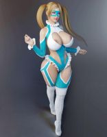 Rainbow Mika 3D Cosplay by guhzcoituz