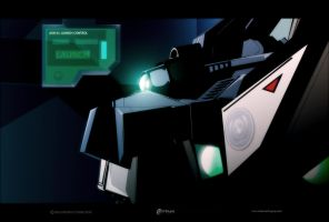Artemis Promo Animation Still. by UEGProductions