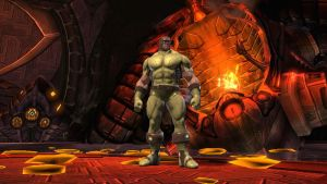 Charlie 27 DCUO by Mike39201