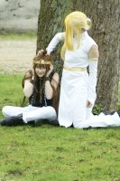 Saiyuki Gaiden ~together~ by PineapplePandah
