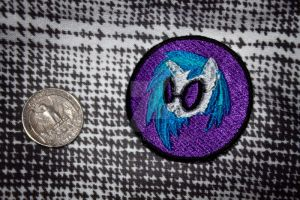 Vinyl Scratch Merit Badge by Rae-Lynn