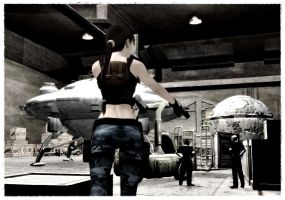 TR3 - Area 51 by jagged66
