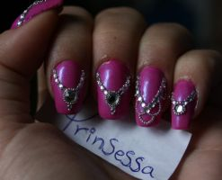 Nail Art 26 by LaraCb