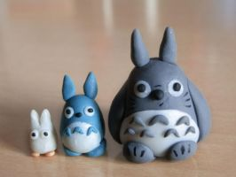 Totoro 2 by coralfg
