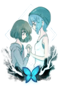 Life is strange by caly-graphie
