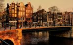 street and canal by pauljavor