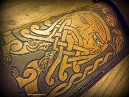 Odin Quiver Details by The-Beast-Man