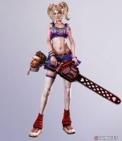 Lollipop Chainsaw by DreamCandice