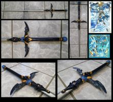 Umi Sword by alsquall