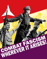 Combat Fascism by Party9999999