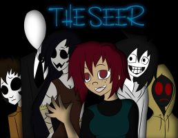 The Seer (1 year annaversery contest) by pshattuck