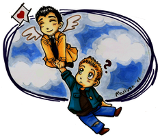 SPN_Just love by marixon