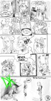 DX Comic 1 - INKS by D-Generation-X