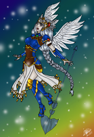 The Lady Valkyrie by Ashuri