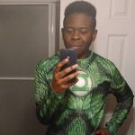 New John Stewart Green Lantern cosplay by Leck-Zilla