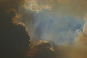 A Smoke Filled Sky VI by FallowpenStock