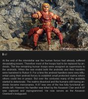 3D Printed Android Story by hauke3000