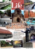 Fort Santiago by sercor