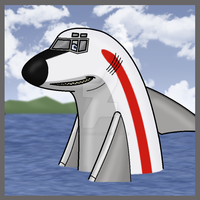 Icon Gift: Sharky- Sharkplane77 by SergeanTrooper