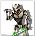 General Grievous by ArmaBiologica