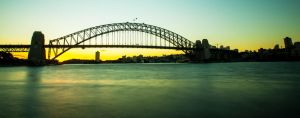 Sydney Harbour Bridge by DanielleMiner