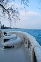 Frozen banks by Cicciobello-BoBo