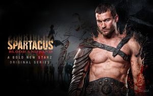 spartacus blood and sand by ahmetbroge