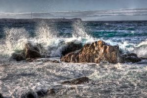 Shores of Spillars Cove HDR 3 by Witch-Dr-Tim