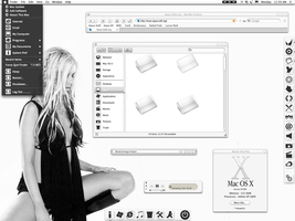 Milk Desktop by ijaxx